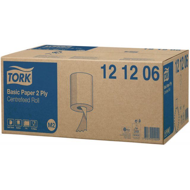 TORK POETSPAP CENTER 2L M2 PK6