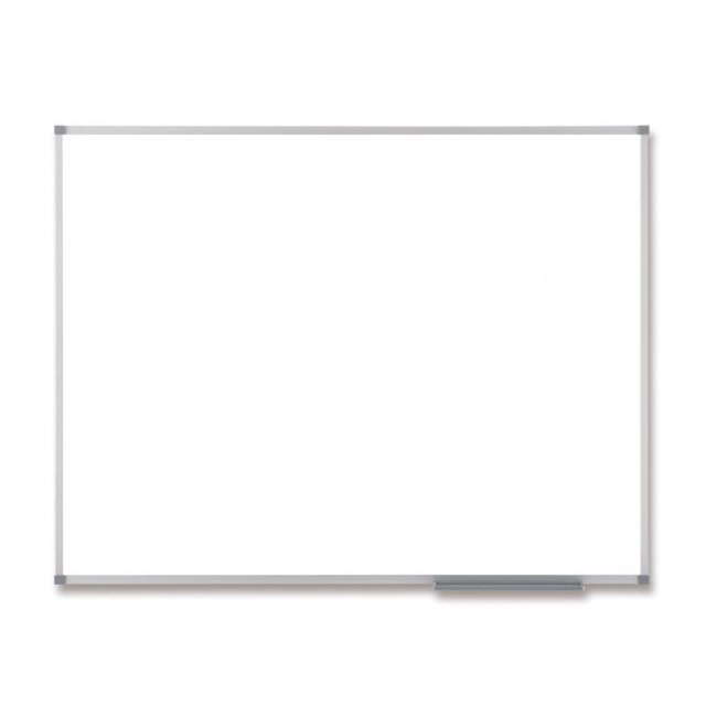 WITBORD NOBO STAAL 120X90