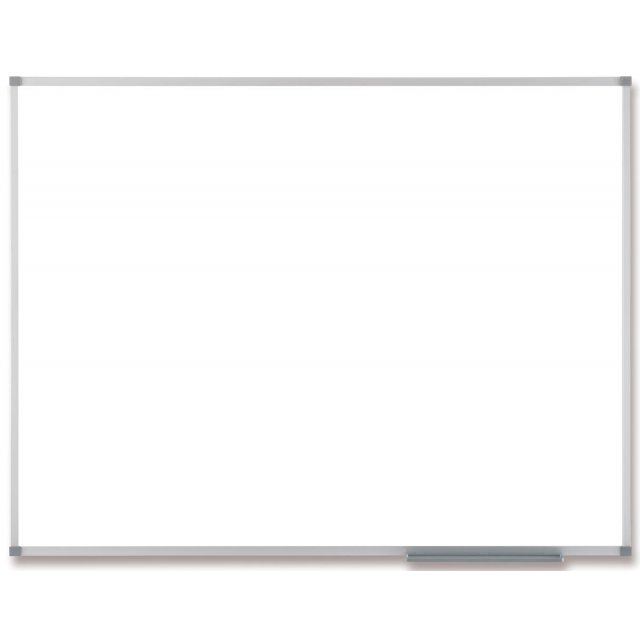 WITBORD NOBO STAAL 180X120