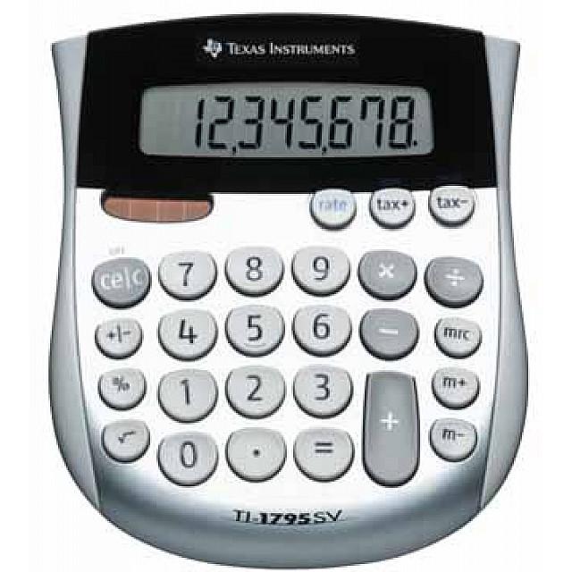 TI rekenmachine 1795 SV