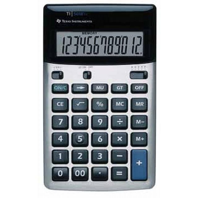TI rekenmachine 5018 SV