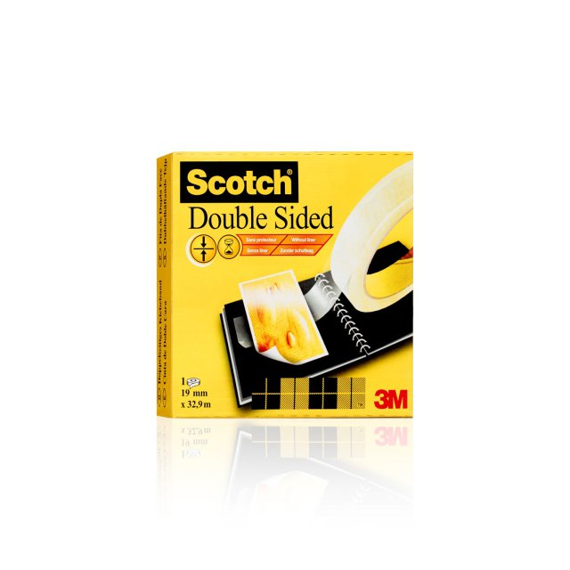 SCOTCH DOUBLE COATED 19MM