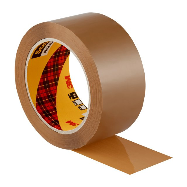 SCOTCH TAPE 5066 HV BRUIN ACRYL HEAVY