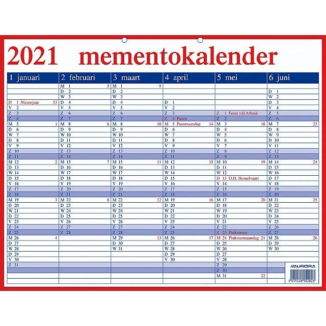 AURORA MEMENTO NL 33X42 GROOT