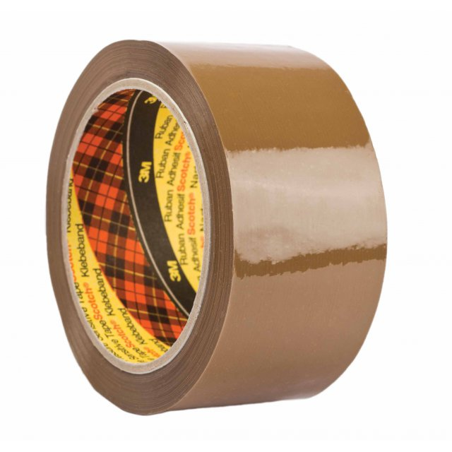 SCOTCH TAPE 309 PP BRUIN ACRYL 50MM