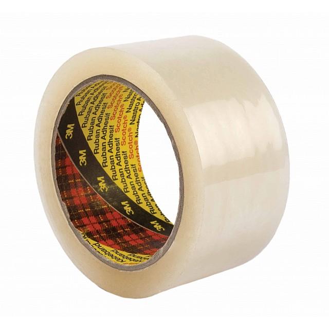 SCOTCH TAPE 309 PVC CLEAR 50MMX66M