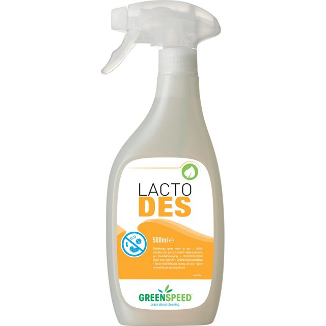 GREENSPEED DESINFECTIE 500ML