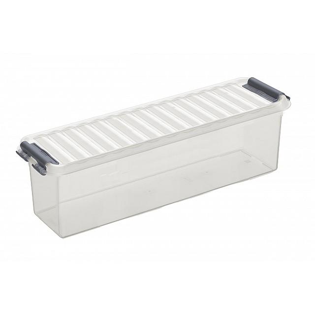 SUNWARE Q-LINE BOX 1,3L TRANSP