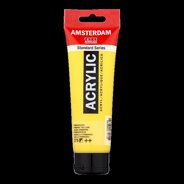 TAL ACRYL AMSTERDAM 120ML PRIMAIR GEEL
