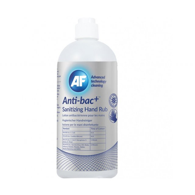 AF ANTI BACTERIELE HANDREINIGER 500ML