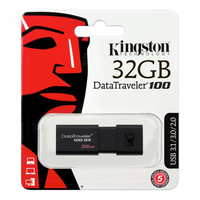 KINGSTON DATATRAVELER G4 USB 3.1 32
