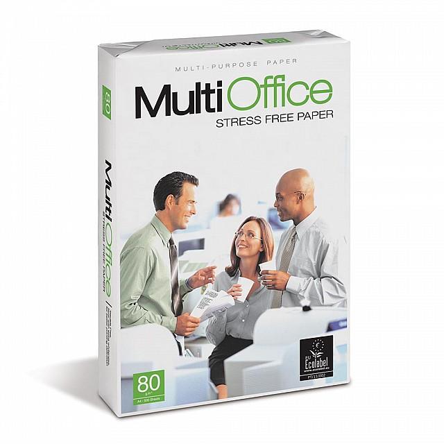 MULTI OFFICE papier A4 80g Pak 500Vel