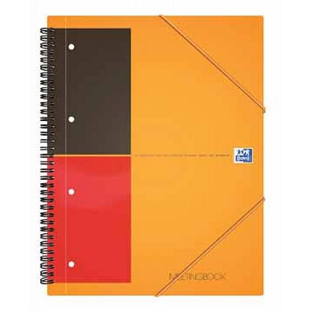 OXFORD MEETINGBOOK A4+ 80B Q5