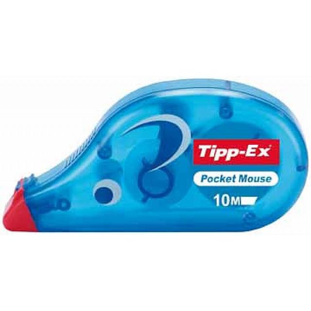 TIPP-EX POCKET MOUSE 10Mx4,2MM