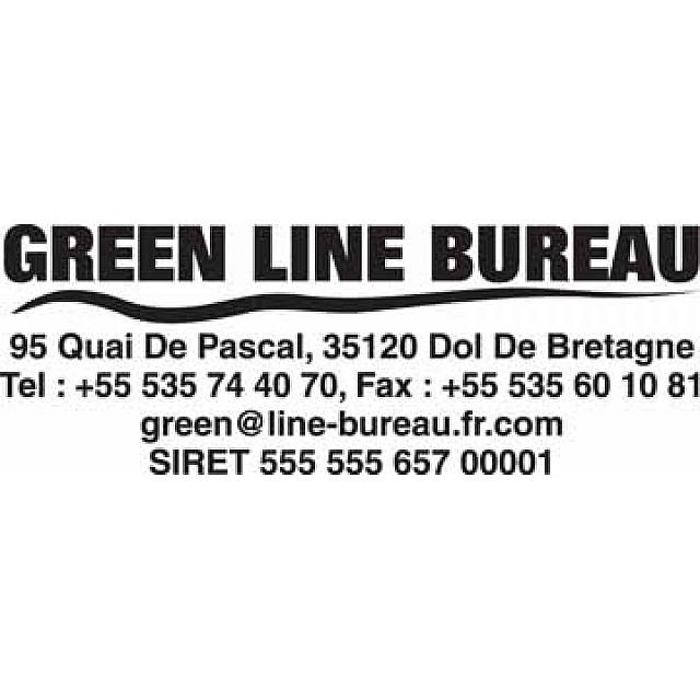 BL PRINTER 40 GREEN LINE NL