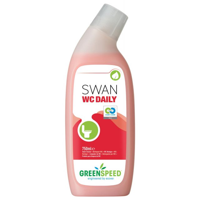 GREENSPEED SWAN WC DAILY 750ML