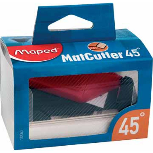 CUTTER MAPED 45