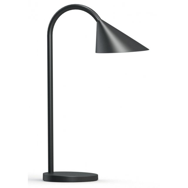 UNILUX LED LAMP SOL ZWART