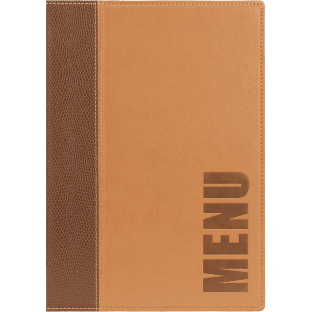 SECURIT MENU TRENDY A5 L BRUIN