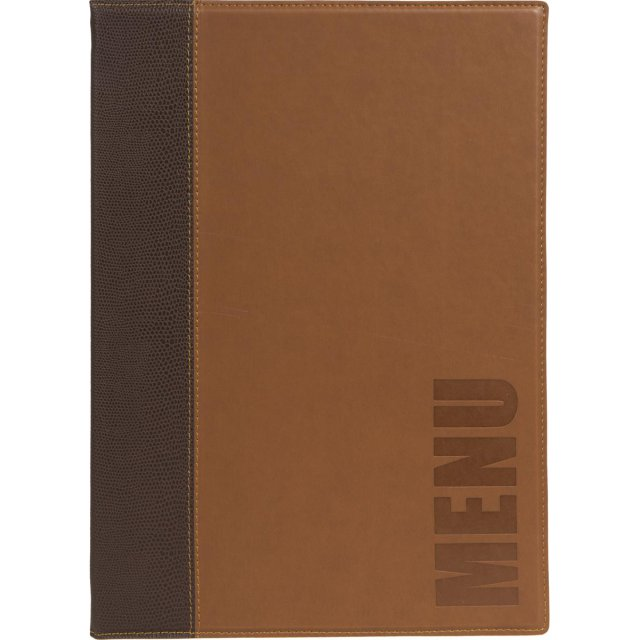 SECURIT MENU TRENDY A4 L BRUIN