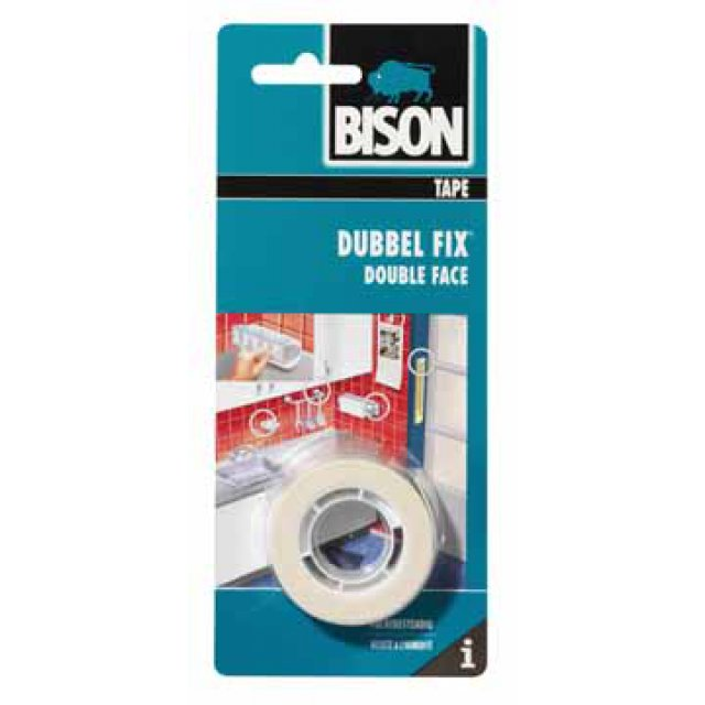 BISON DUBBELFIX 1,5M