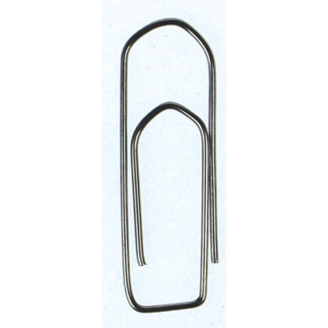 5STAR PAPERCLIPS 32MM DS 100