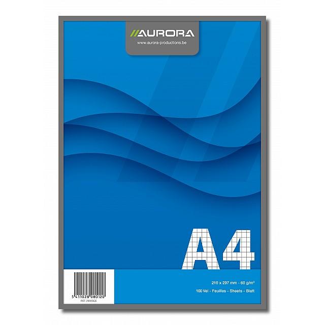 SCHRIJFBLOK A4 210X297 5X5