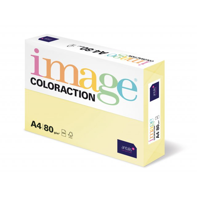 COLORACTION A4 80G ATOLL 500V