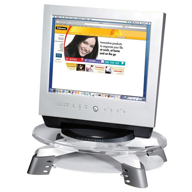 FELLOWES MONITORSTAND TFT LCD