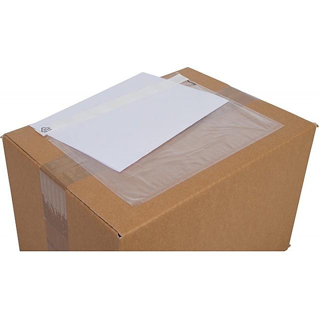 CLEVERPACK PACKING LIST 23x15.7 CM ONBEDRUKT 100st