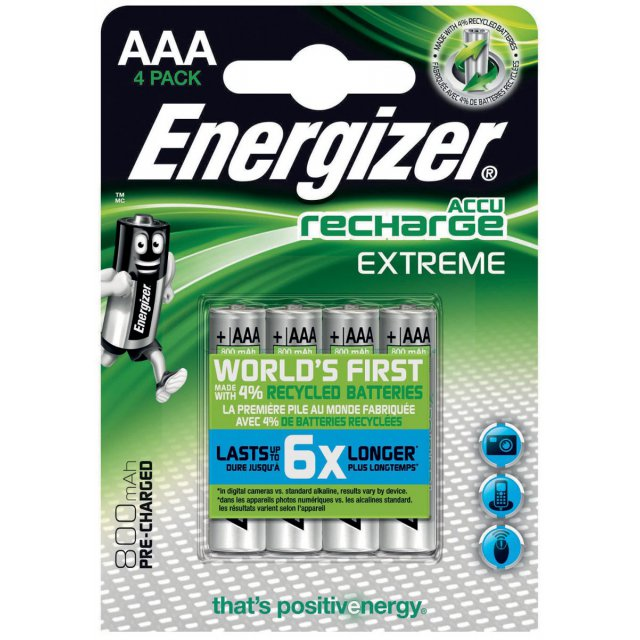 ENERGIZER EXTREME AAA BLS4