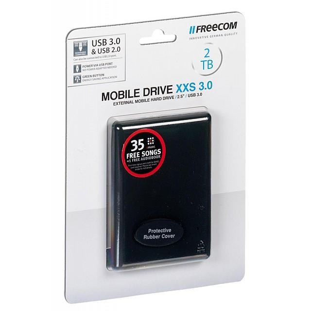 FREECOM HDD3 DRIVE XXS 2TB