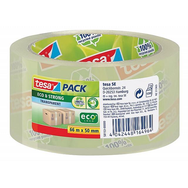 TESA VERP ECO TAPE TRANS 66X50
