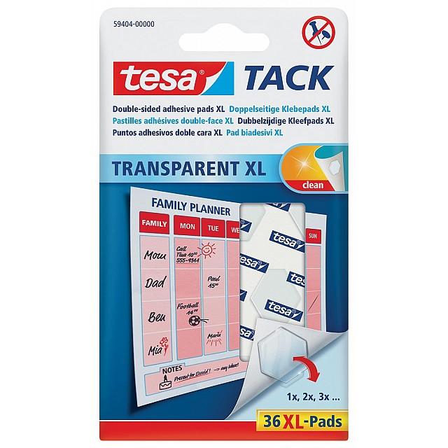 TESA TACK XL KLEEFPADS 36X