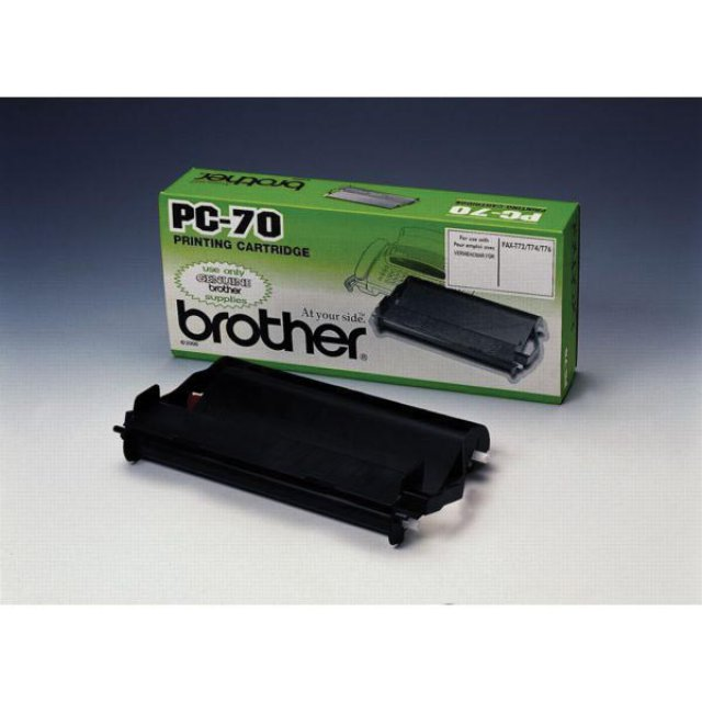 BROTHER PC70 CRT FAX T74/T76