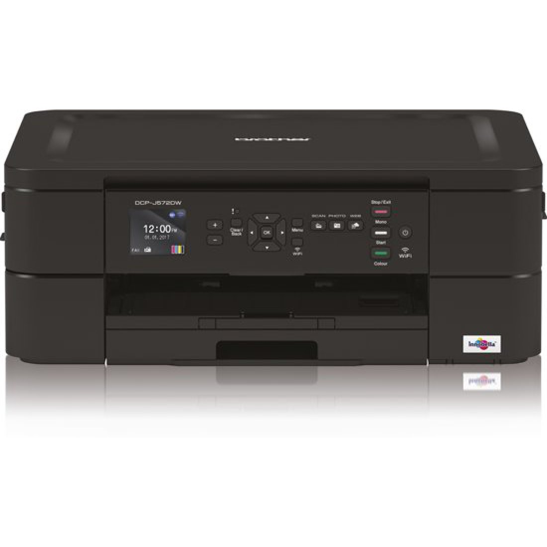 BROTHER PRINTER DCP-J572DW A4 MFP