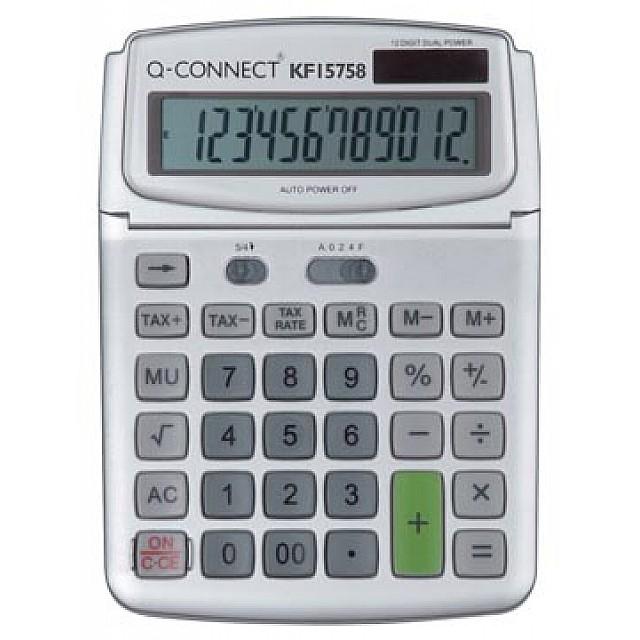 QCONNECT REKENMACHINE KF15758