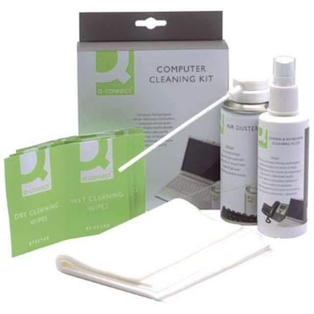 QCONNECT COMPUTER CLEANING KIT