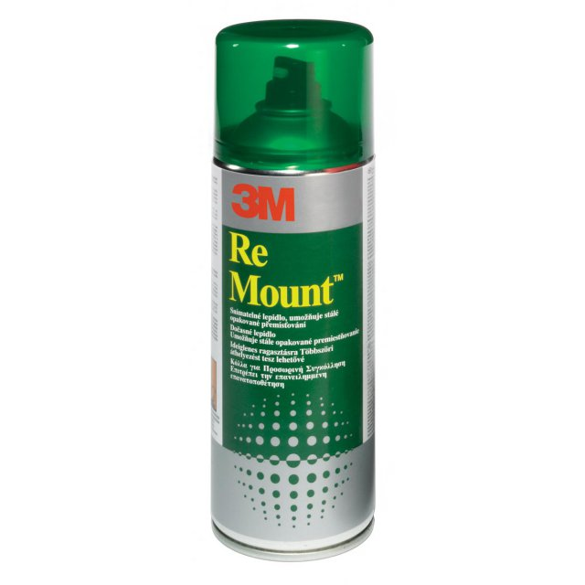REMOUNT SPRAY 400ML 3M