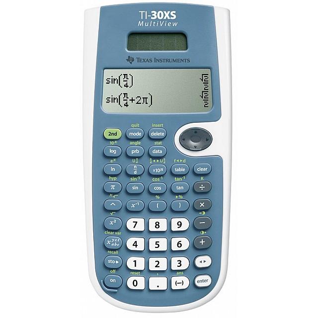 TEXAS TEACH PACK 30X TI30XSM
