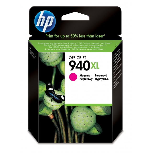 HP 940XL originele ink cartridge magenta high capacity 1.400