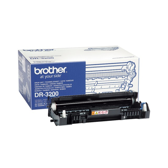 BROTHER DR-3200 drum zwart standard capacity 25.000 pagina s