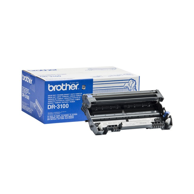 BROTHER DR-3100 drum zwart standard capacity 20.000 pagina s
