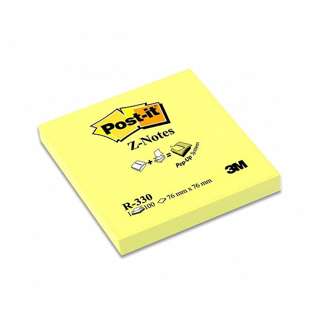 POST-IT Z-NOTES 76X76 PER12
