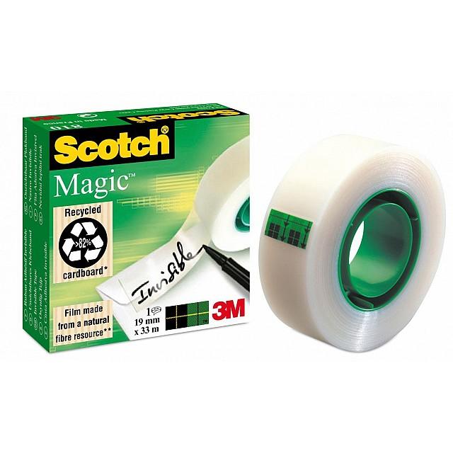 SCOTCH MAGIC TAPE 19MMX33M 1st NETT