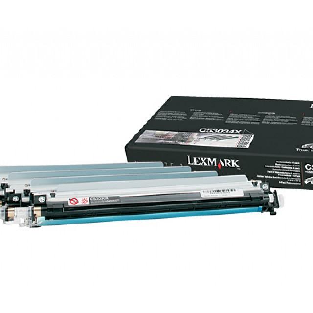 LEXMARK C52x, C53x photoconductor unit kleur standard capaci